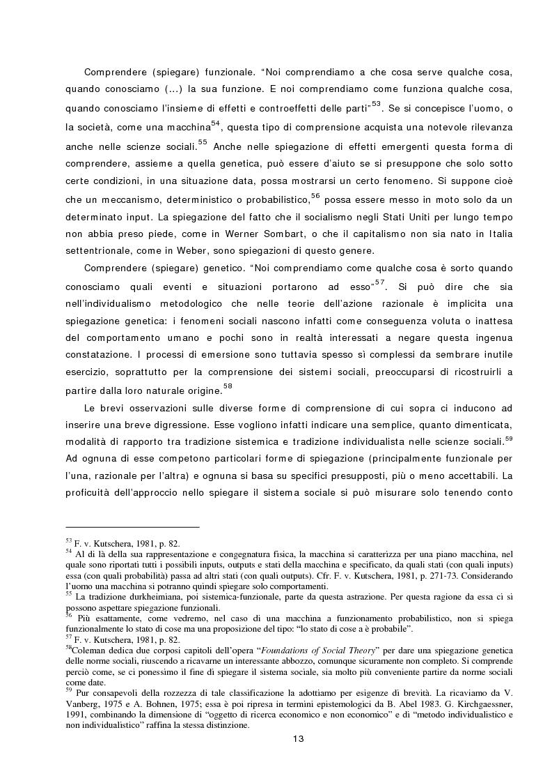 Anteprima della tesi: L'azione sociale ambientalmente corretta: il caso della separazione dei rifiuti a Lipsia ed a Trento, Pagina 11