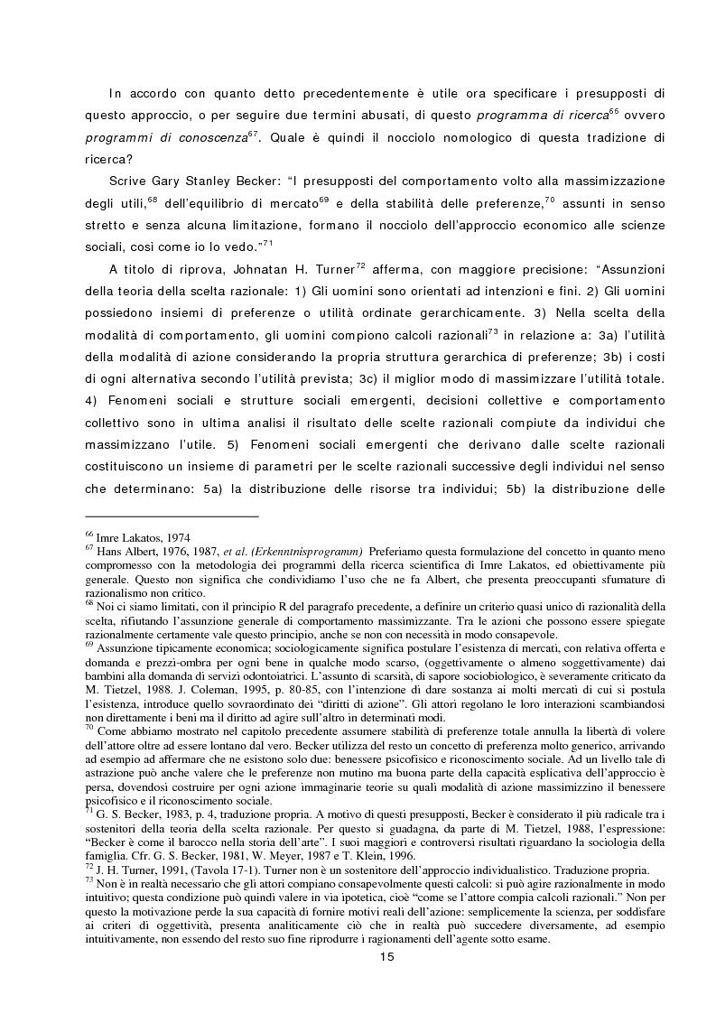 Anteprima della tesi: L'azione sociale ambientalmente corretta: il caso della separazione dei rifiuti a Lipsia ed a Trento, Pagina 13