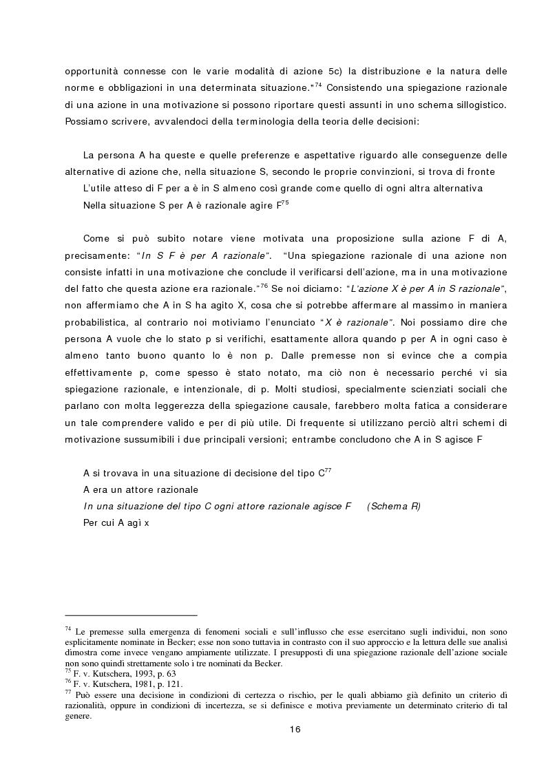 Anteprima della tesi: L'azione sociale ambientalmente corretta: il caso della separazione dei rifiuti a Lipsia ed a Trento, Pagina 14