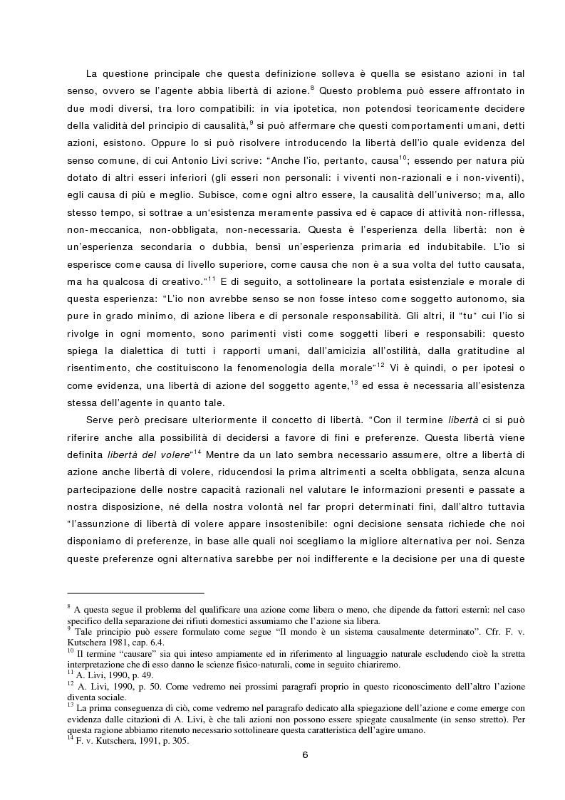 Anteprima della tesi: L'azione sociale ambientalmente corretta: il caso della separazione dei rifiuti a Lipsia ed a Trento, Pagina 4