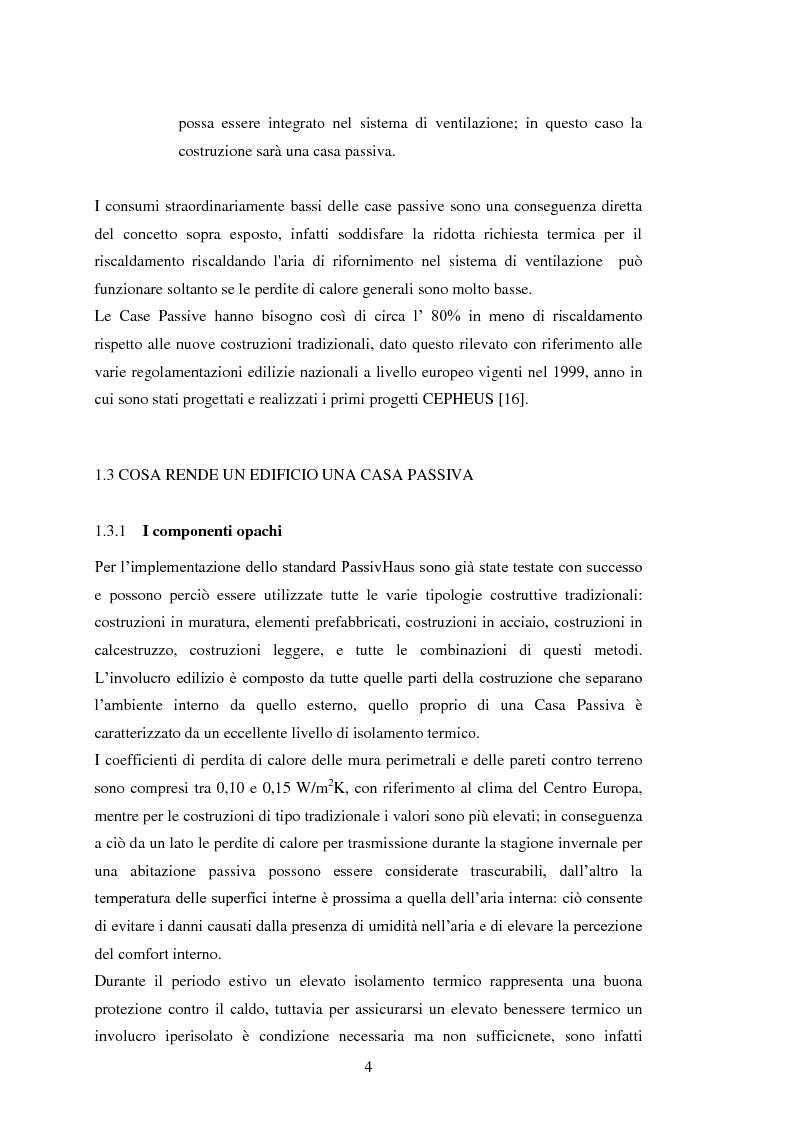 Anteprima della tesi: Confronto tra modelli di valutazione per la stima dell'impatto energetico e macroeconomico dello standard Passivhaus, Pagina 10