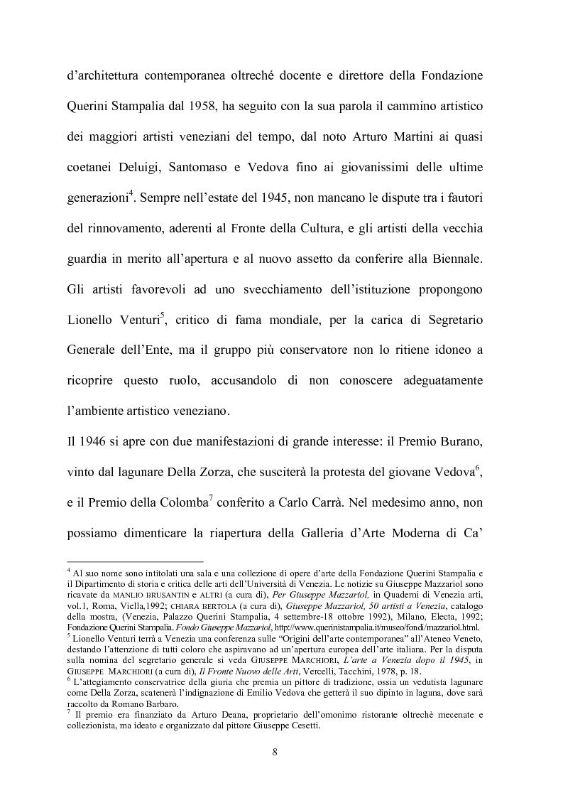Anteprima della tesi: Music: il decennio''astratto-informale'' 1951-1961, Pagina 8