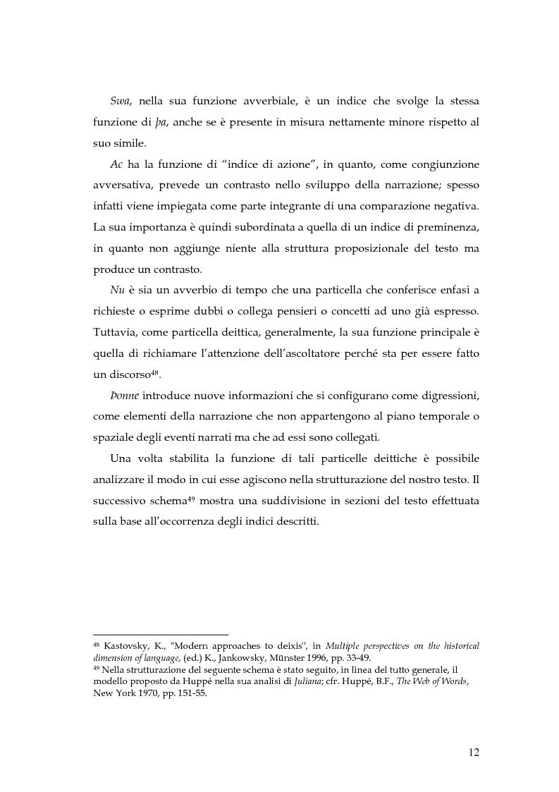 Anteprima della tesi: The Battle of Maldon: un'indagine retorica, Pagina 12
