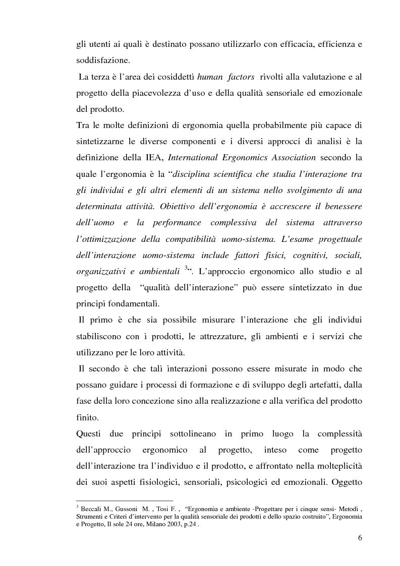 Anteprima della tesi: Strutture turistiche accessibili: l'Orto Botanico del comune di Roma, Pagina 4