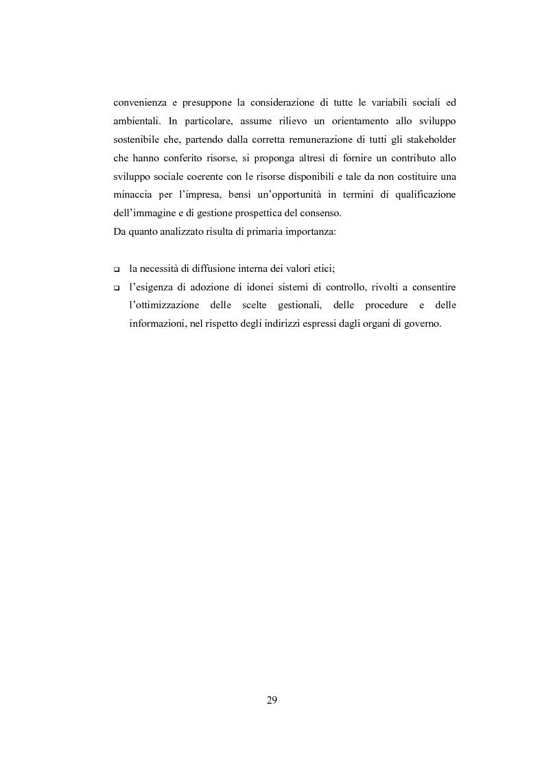 Anteprima della tesi: La comunicazione sulla Corporate Governance: analisi delle relazioni dei principali istituti di credito, Pagina 17