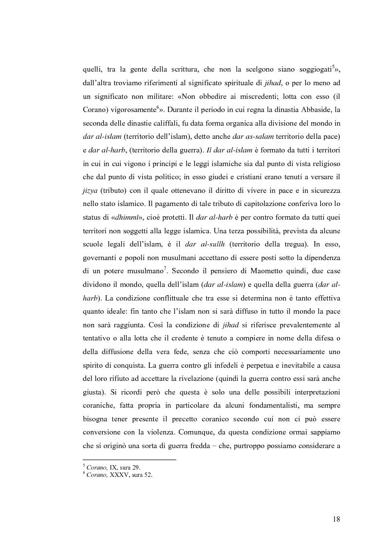 Anteprima della tesi: La Guerra Giusta: teoria e casi pratici, Pagina 13