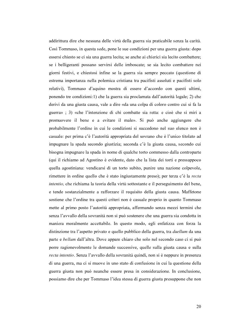 Anteprima della tesi: La Guerra Giusta: teoria e casi pratici, Pagina 15