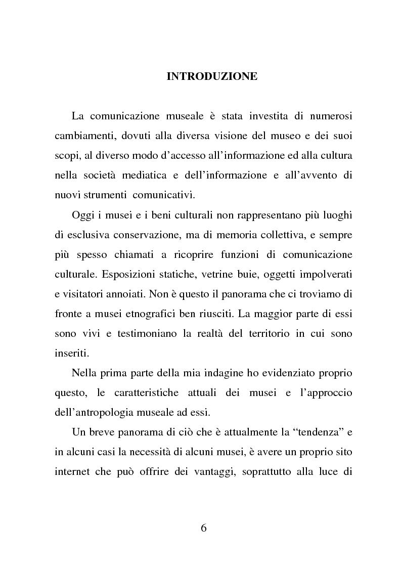 Anteprima della tesi: Piana delle Orme tra antropologia e storia: come si comunica il patrimonio, Pagina 1