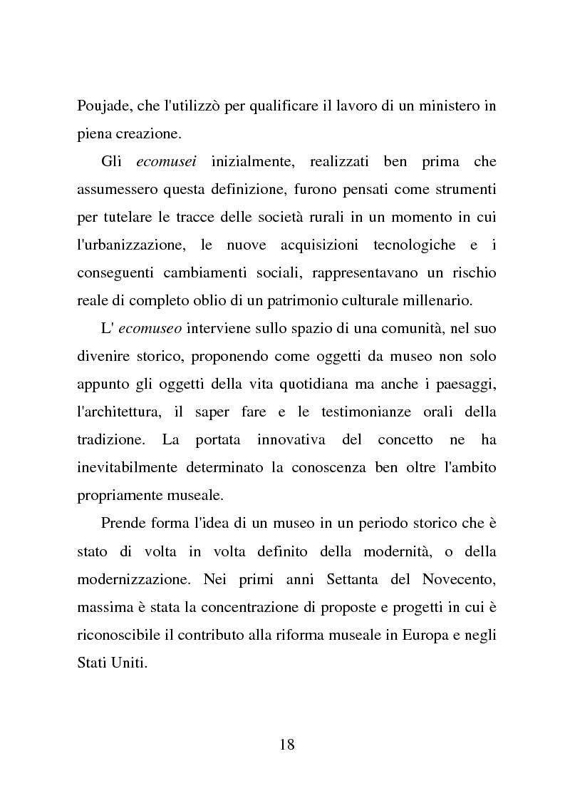 Anteprima della tesi: Piana delle Orme tra antropologia e storia: come si comunica il patrimonio, Pagina 12