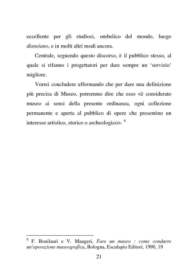 Anteprima della tesi: Piana delle Orme tra antropologia e storia: come si comunica il patrimonio, Pagina 15