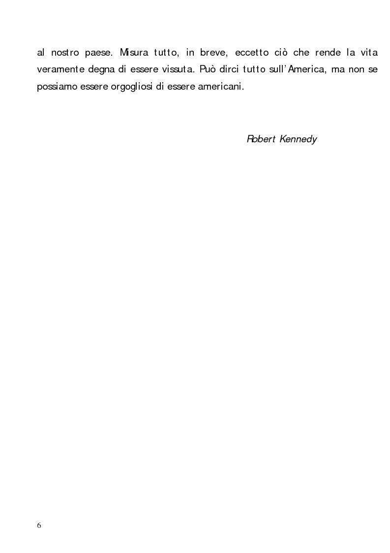 Anteprima della tesi: La irresponsabilità sociale di impresa, Pagina 2