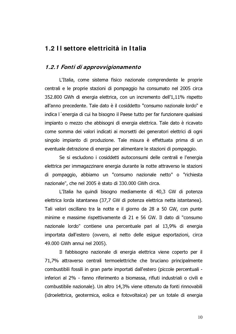 Anteprima della tesi: Valorizzazione energetica di biomassa in un impianto a celle a combustibile, Pagina 6