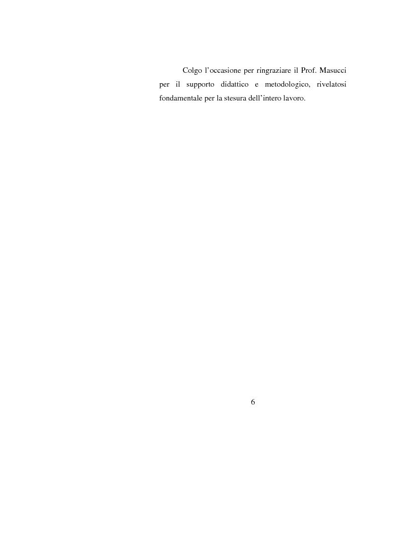 Anteprima della tesi: Potenzialità e criticità dei sistemi di corporate governance dopo la riforma societaria, Pagina 4