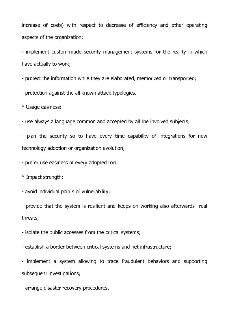 Anteprima della tesi: Preventing and defensive tools of data processing system, Pagina 9