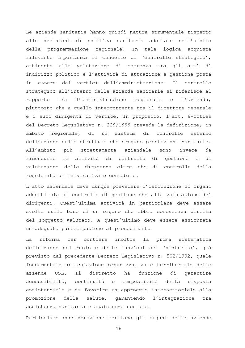 Anteprima della tesi: La comunicazione nella sanità: l'evoluzione dei rapporti tra l'amministrazione e l'utenza, Pagina 10