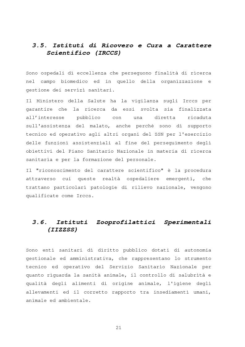 Anteprima della tesi: La comunicazione nella sanità: l'evoluzione dei rapporti tra l'amministrazione e l'utenza, Pagina 15