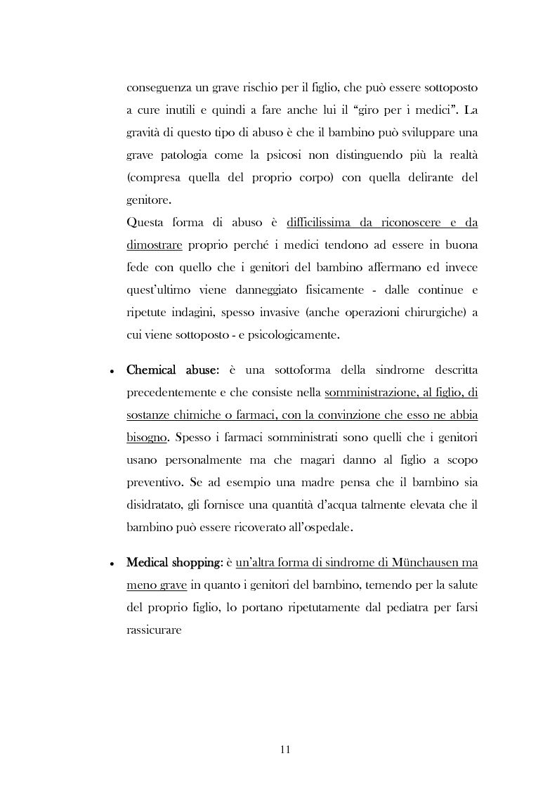 """Anteprima della tesi: L'analisi del discorso di un caso di abuso minorile presente nella Casa Famiglia """"S.O.S. adolescenza"""", Pagina 8"""