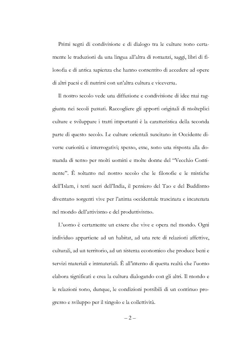 Anteprima della tesi: Globalizzazione, democrazia e diritti umani, Pagina 2