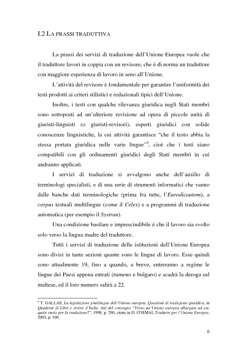 Anteprima della tesi: La traduzione del discorso politico dallo spagnolo all'italiano nel Parlamento Europeo, Pagina 4