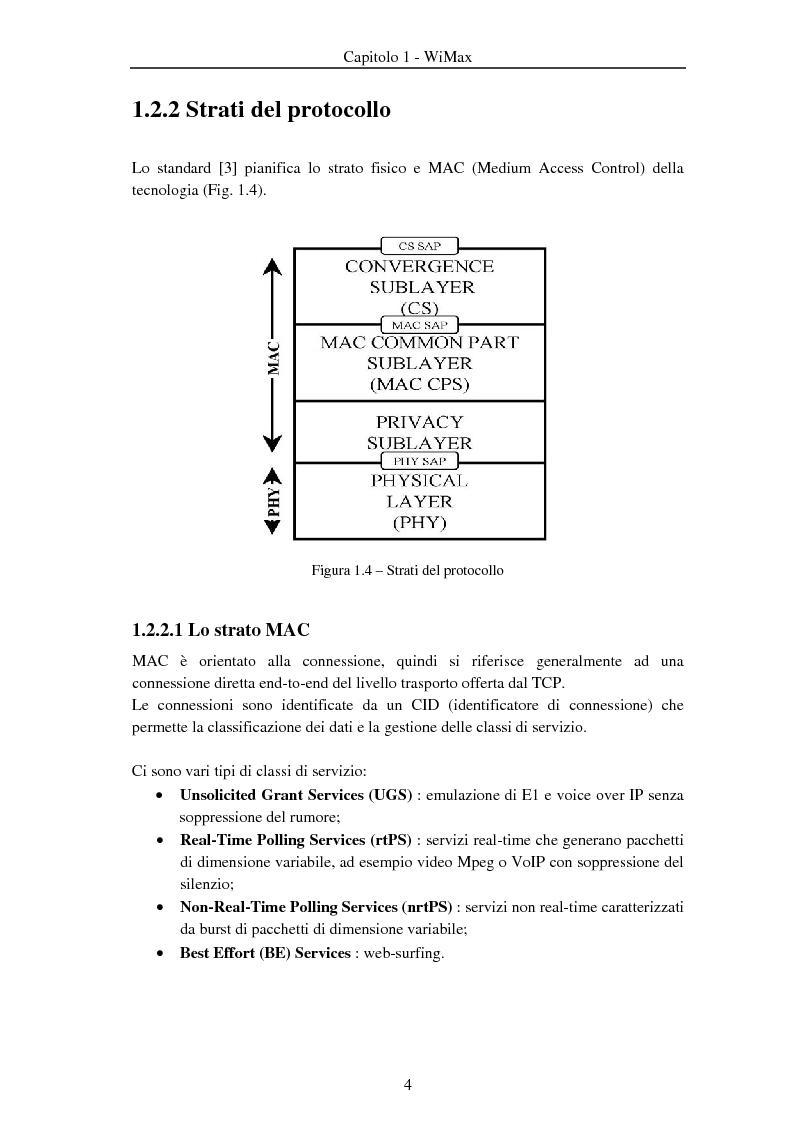 Anteprima della tesi: Implementazione di algoritmi della catena di trasmissione / ricezione a livello fisico su architettura riconfigurabile, Pagina 4