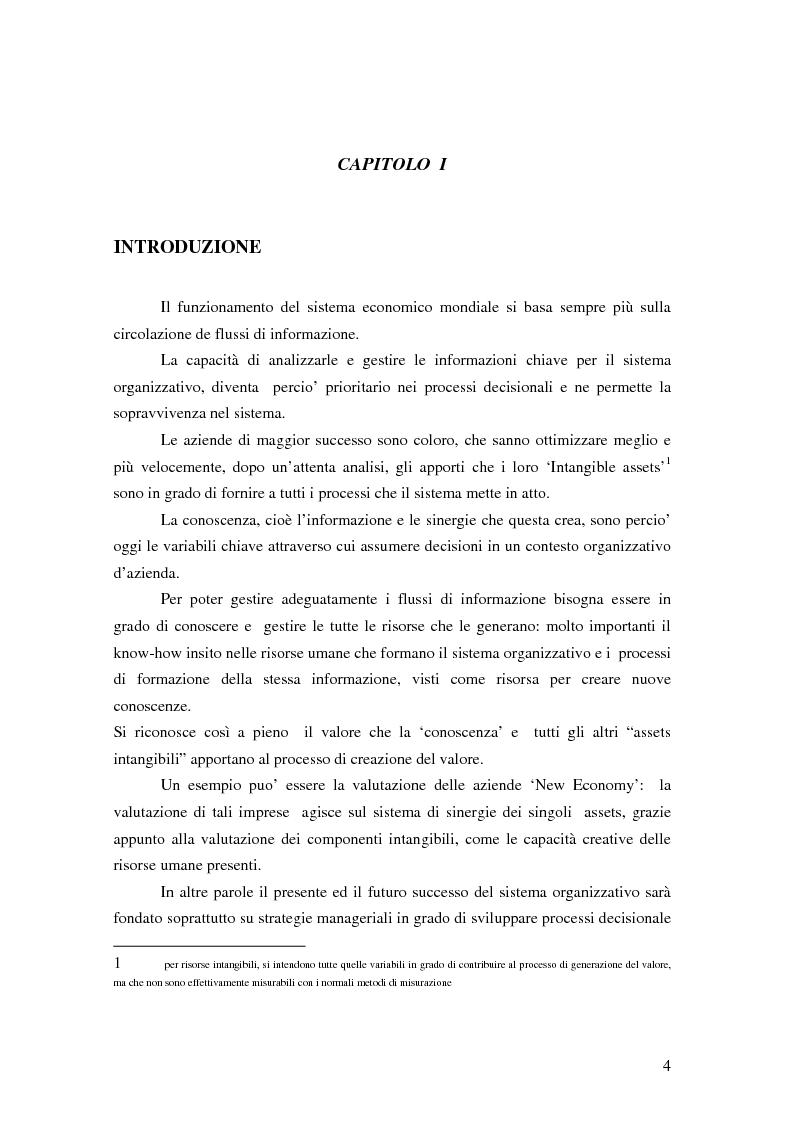 Anteprima della tesi: Intellectual capital applicato ai processi decisionali di investimento in Cina, Pagina 2