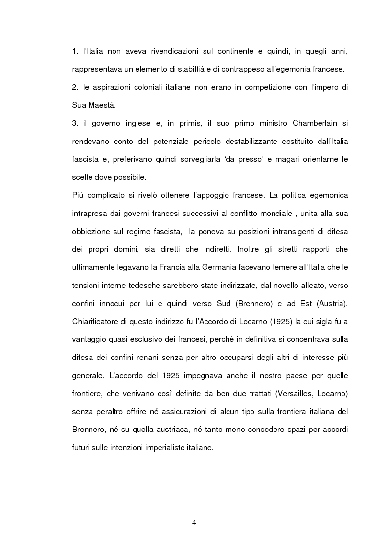 Anteprima della tesi: La seconda guerra mondiale nelle prime pagine del Corriere della Sera, Pagina 6