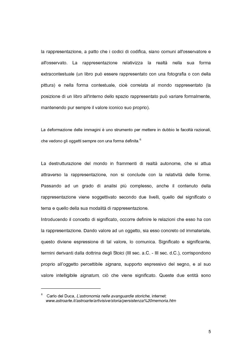 Anteprima della tesi: Cinema e relatività: il caso di Memento, Pagina 4