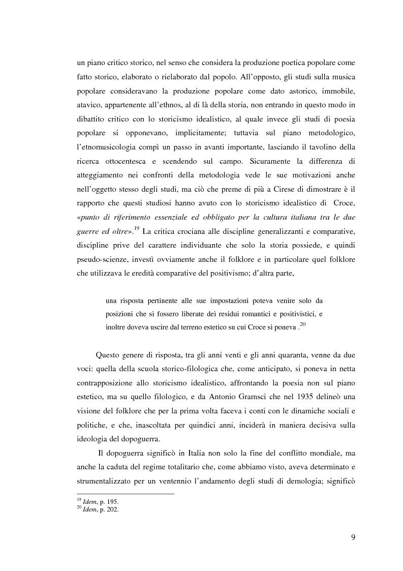 Anteprima della tesi: I percorsi del museo. Orientamenti della museografia demologica in Italia, Pagina 14