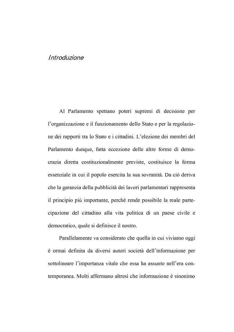 Come comunica il parlamento il caso dell 39 ufficio del for Ufficio di presidenza camera