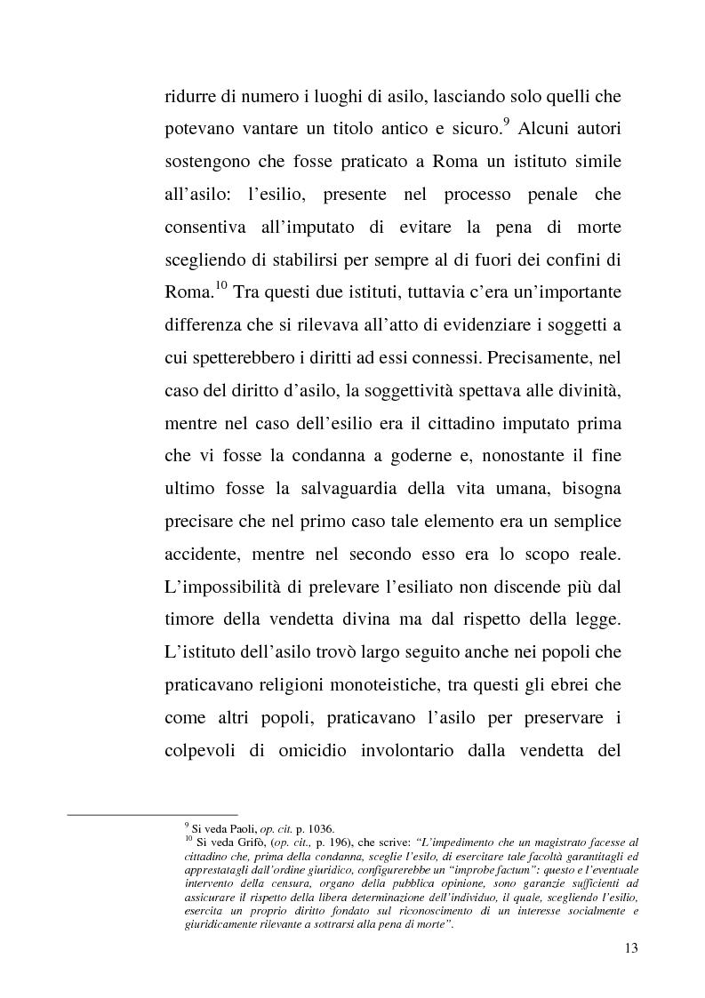 Anteprima della tesi: L'asilo diplomatico, Pagina 11