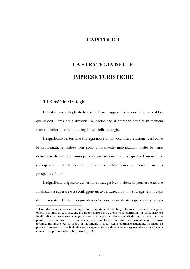Anteprima della tesi: Le risorse umane nelle aziende turistico-congressuali, Pagina 3