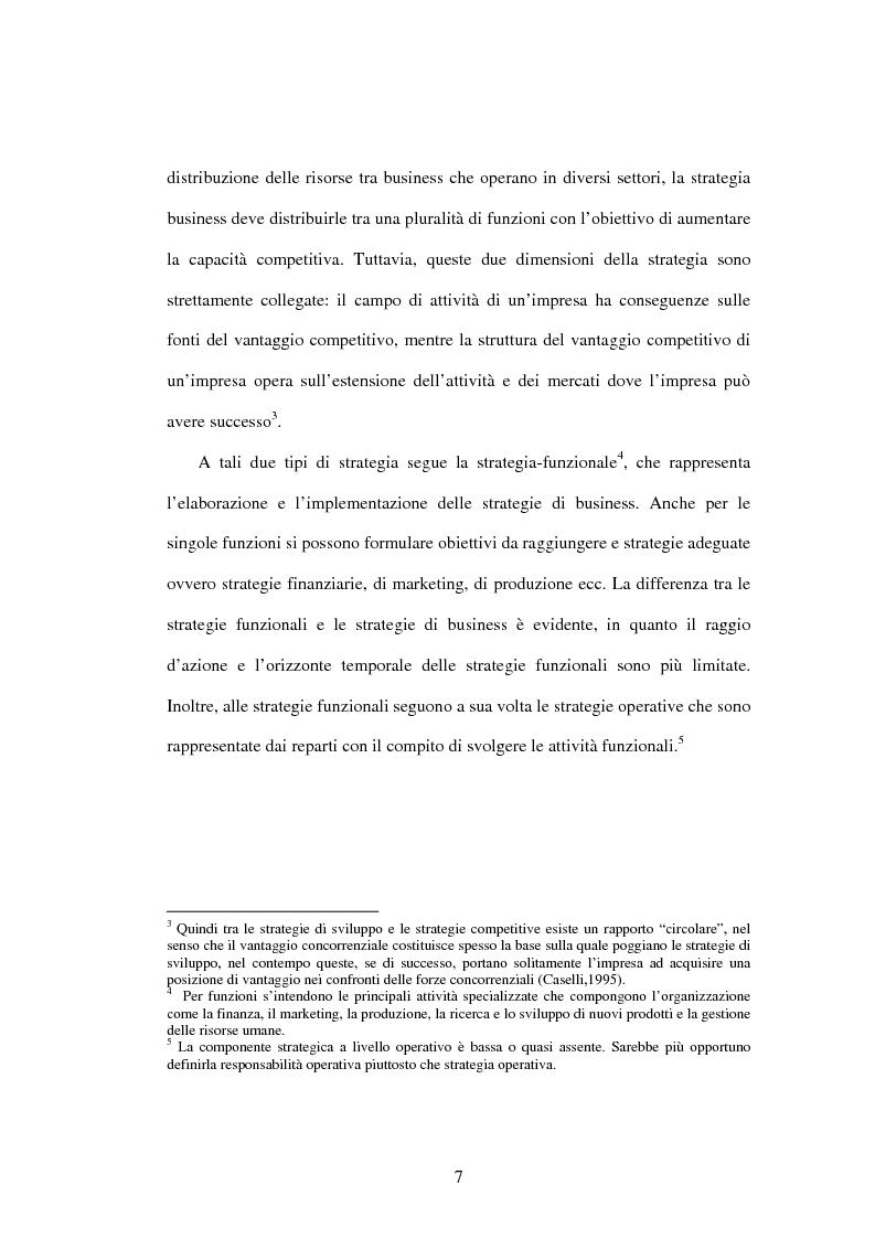 Anteprima della tesi: Le risorse umane nelle aziende turistico-congressuali, Pagina 7