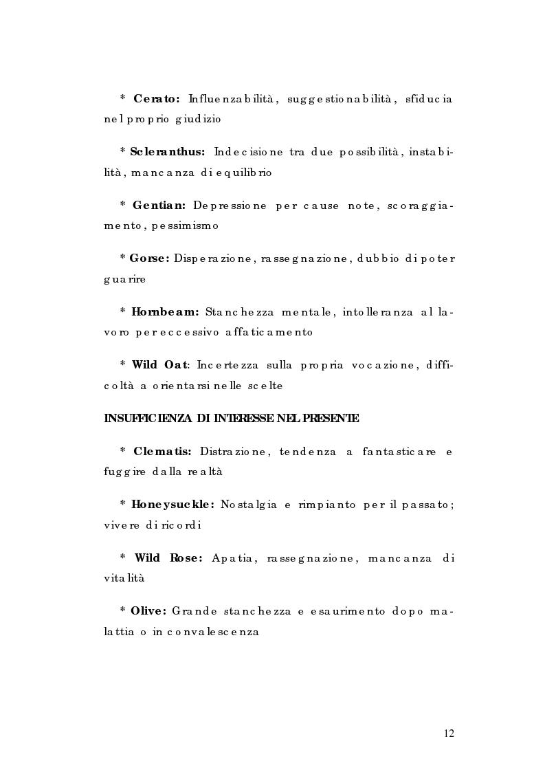 Anteprima della tesi: I Rimedi di Edward Bach ed altri, tra storia, leggende e tradizioni, Pagina 8