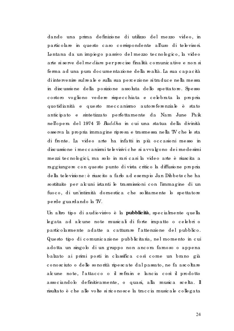 Estratto dalla tesi: Il videoclip in televisione. Il lavoro di Sednaoui nella ricerca espressiva fra musica e immagine