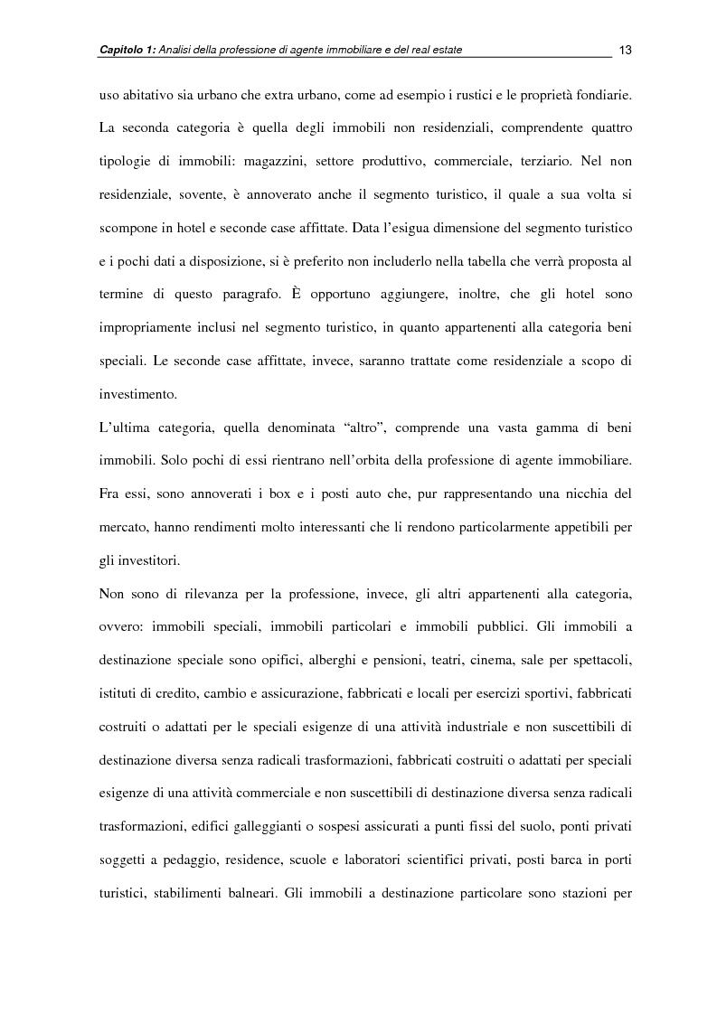 Anteprima della tesi: L'agenzia immobiliare del futuro: da luogo di mediazione a polo aggregativo di funzioni e servizi, Pagina 11