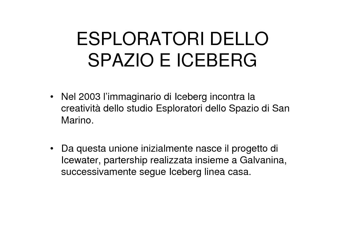 Anteprima della tesi: Il total living di Iceberg. Esplorazioni dello spazio della moda, Pagina 7