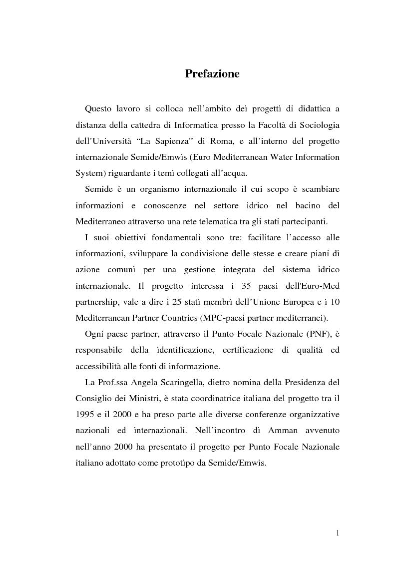 Anteprima della tesi: La multimedialità elettronica per l'apprendimento multidisciplinare: il caso del tunnel di Samos, Pagina 1