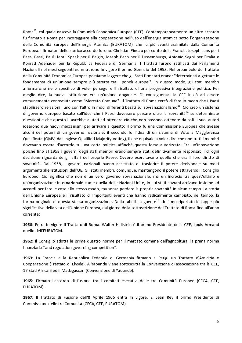 Anteprima della tesi: Dal multilinguismo al translinguismo: verso l'idea di una nuova Europa, Pagina 4