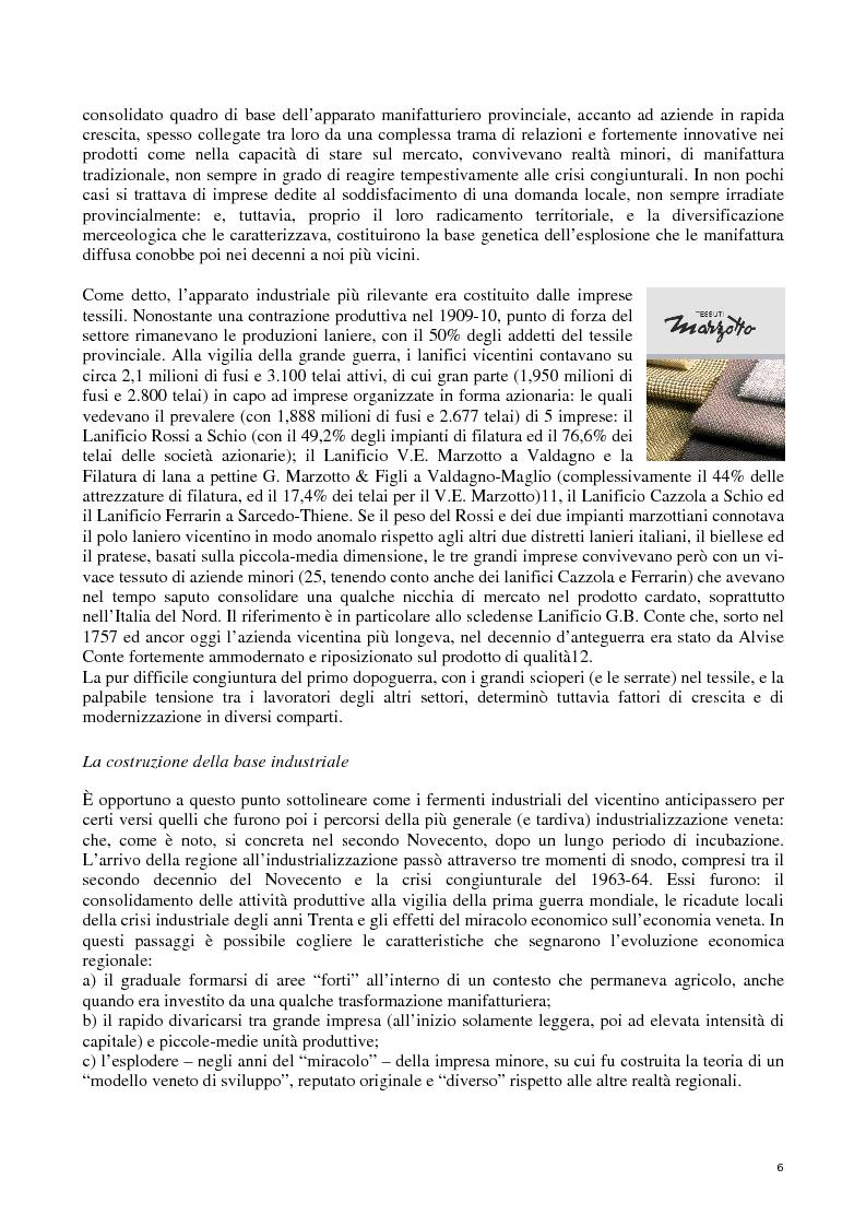 Anteprima della tesi: Lanerossi: quale eredità?, Pagina 4