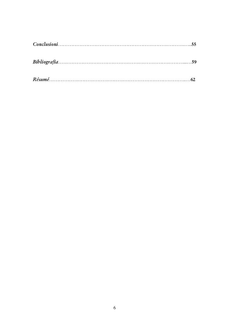 Indice della tesi: La rivolta del 2005 nelle banlieues francesi: analisi sociologica delle ragioni del conflitto, Pagina 2