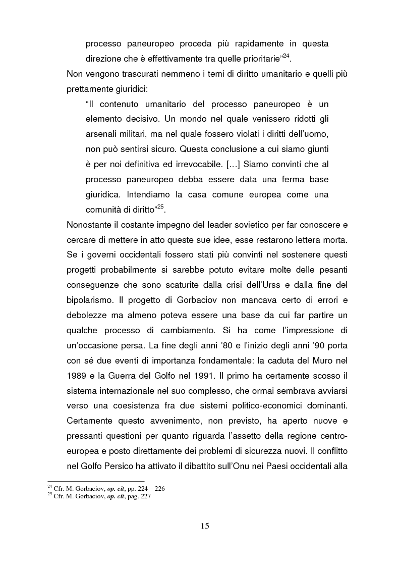 Anteprima della tesi: La riforma del Consiglio di Sicurezza delle Nazioni Unite, Pagina 14