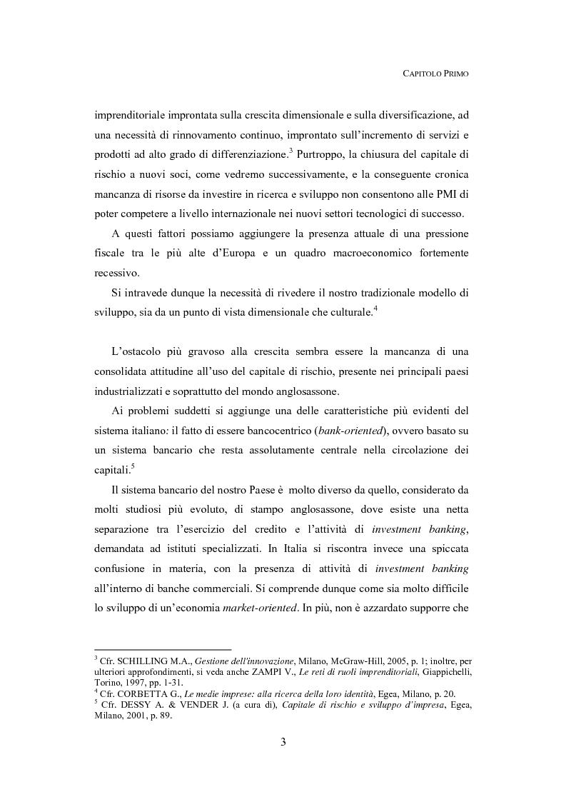 Anteprima della tesi: I modelli di scoring per la previsione della crisi delle PMI: il caso di Confidi Imprese Toscane, Pagina 8