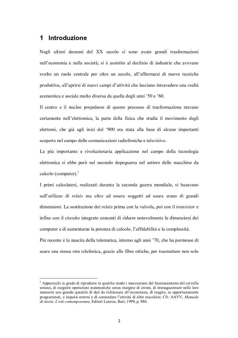Anteprima della tesi: Costruttivismo, didattica e nuove tecnologie, Pagina 1