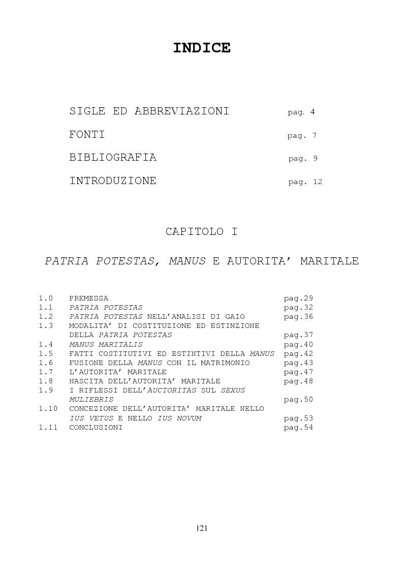 Matrimonio Diritto Romano : Il divorzio nel diritto romano indice pagina di