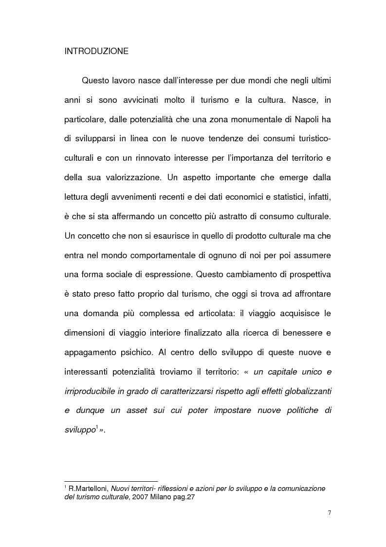 Anteprima della tesi: Il Parco Vergiliano a Piedigrotta: strategie per uno sviluppo sostenibile, Pagina 1