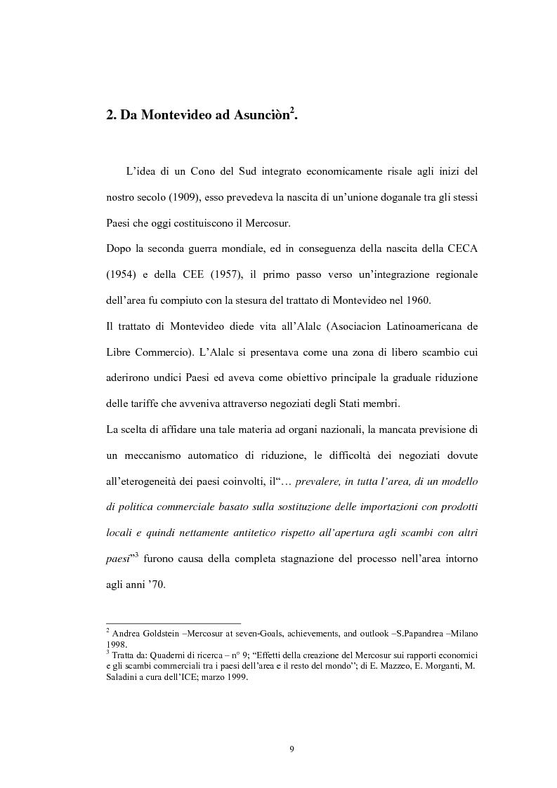 Anteprima della tesi: Argentina: opportunità per le imprese agrarie e agro-industriali, Pagina 4