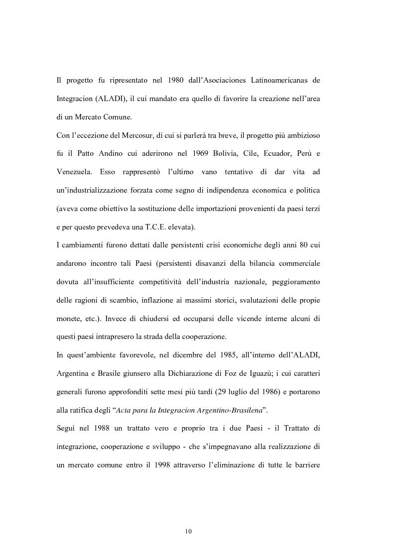 Anteprima della tesi: Argentina: opportunità per le imprese agrarie e agro-industriali, Pagina 5