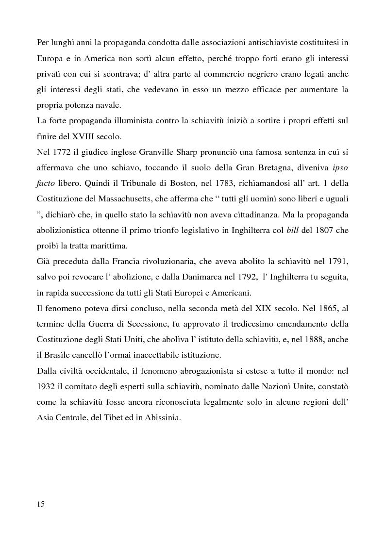 Anteprima della tesi: I delitti contro la personalità individuale, Pagina 10