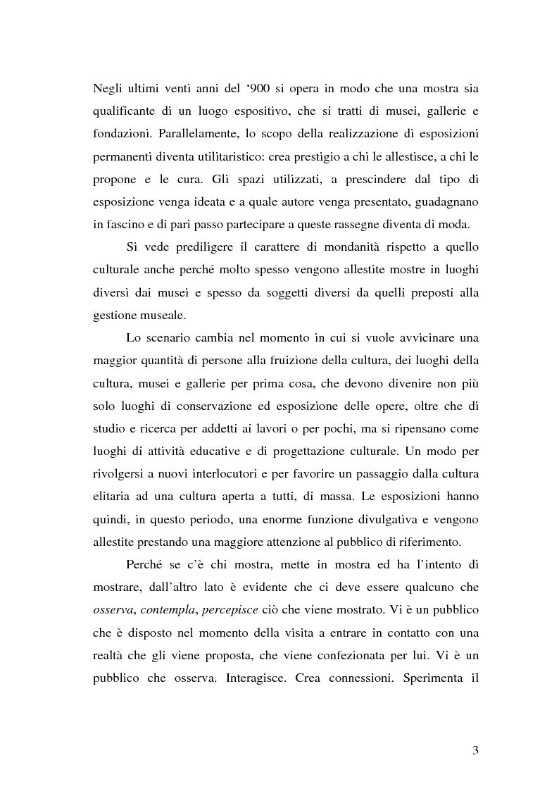 """Anteprima della tesi: Comunicare una mostra: """"Piero della Francesca e le corti italiane"""" Arezzo 22 Marzo - 31 luglio 2007, Pagina 11"""