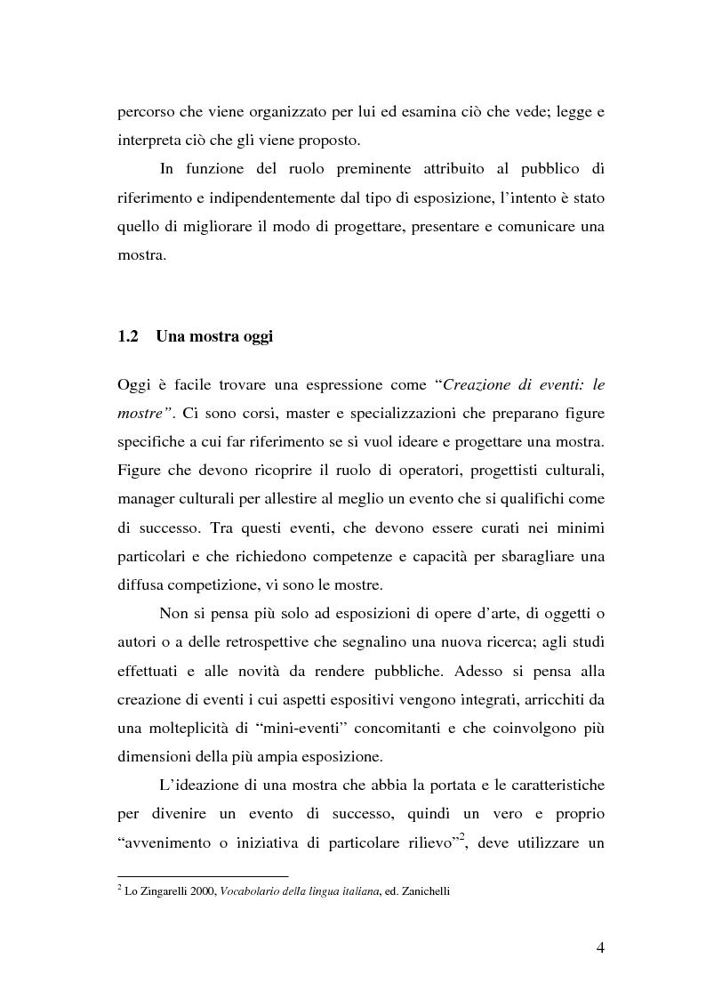 """Anteprima della tesi: Comunicare una mostra: """"Piero della Francesca e le corti italiane"""" Arezzo 22 Marzo - 31 luglio 2007, Pagina 12"""